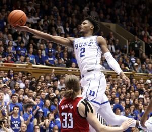 Duke reclaims No. 1 in AP Top 25; Tennessee falls to fifth