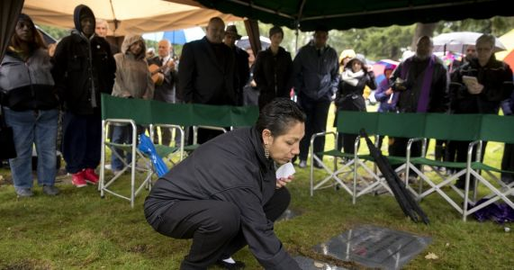 In ceremony, King County buries remains of those with no family or money