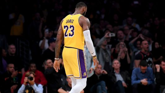 LeBron James after another Lakers loss: 'I know what I got myself into'