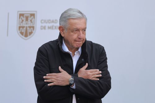 Mexico's president says he tested positive for COVID-19