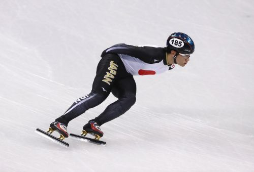 Japanese speed skater 1st to fail doping test at PyeongChang Olympics - report