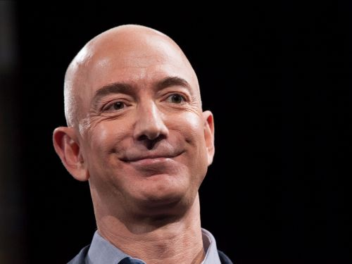 Jeff Bezos is closing in on $100 billion after a Black Friday stock surge