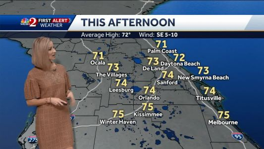 Mostly dry Wednesday, strong storms possible Thursday