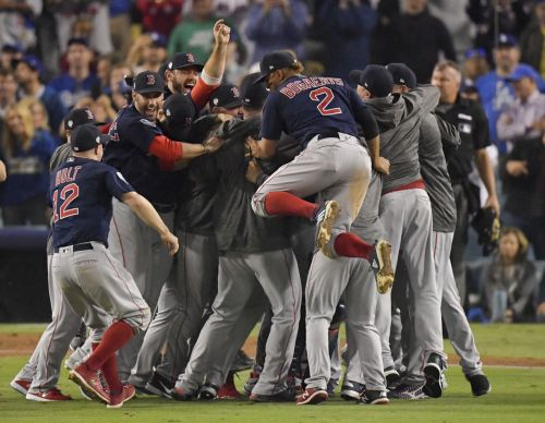World Series champion Red Sox set date to visit White House