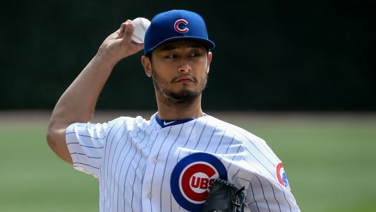 Yu Darvish injury update: Cubs right hander leaves rehab start after first inning