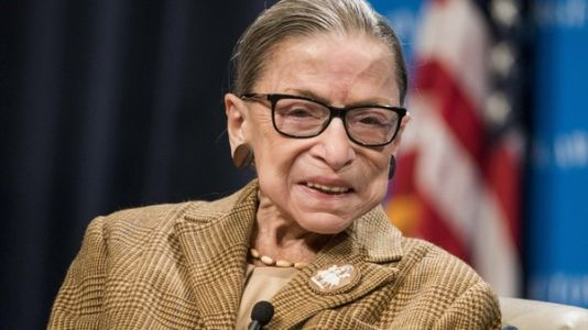 Lawmakers React to Death of Justice Ruth Bader Ginsburg