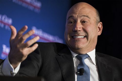 How Gary Cohn basically hung up on Donald Trump