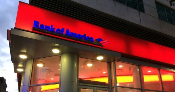 Bank of America 2Q profits jump 33 percent due to tax law