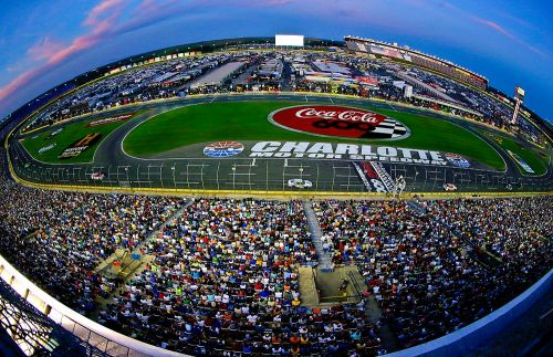 NASCAR at Charlotte: Live updates, highlights, results from the Coca-Cola 600