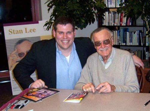 NKY man spent years guarding Stan Lee: 'He was a protector of what was right'