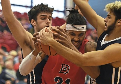 Duquesne beats George Washington, 85-69