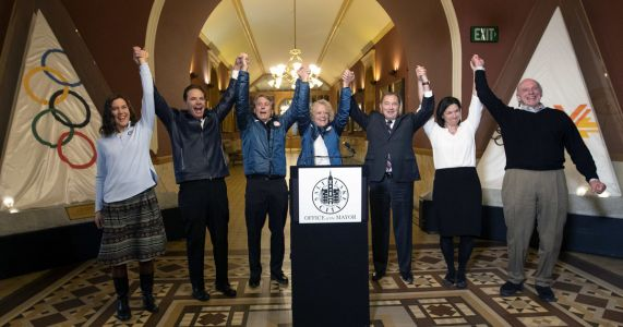 Salt Lake City bids for 2nd Olympics in changed climate