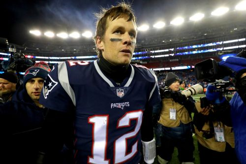Tom Brady is still the only athlete to go undefeated against time