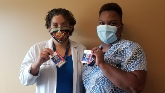 Emergency Rooms And Health Clinics Become Voter Registration Hubs