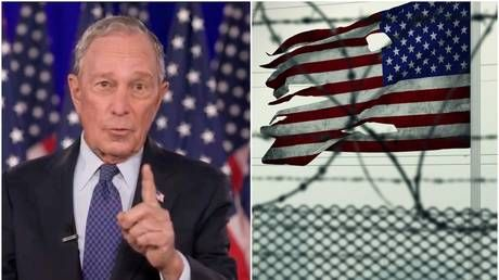 Bloomberg raises $16mn to restore voting rights to black & Hispanic felons in Florida on presumption they'll vote for Biden