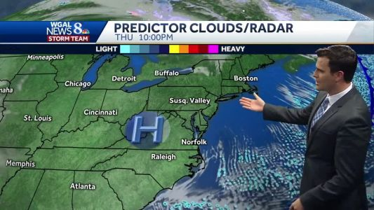 Brisk and chilly today; cold night ahead