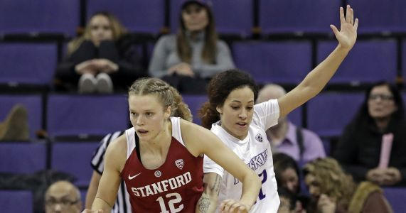 Washington's Amber Melgoza scores 40 points in loss to No. 16 Stanford