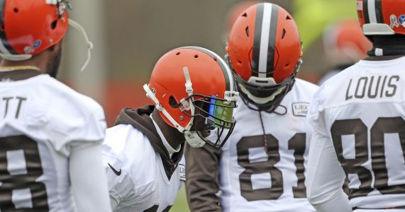 Browns' Gordon feeling forgiven in return from suspension
