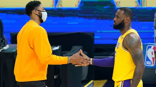 Lakers injury updates: Are LeBron James, Anthony Davis playing vs. Rockets?