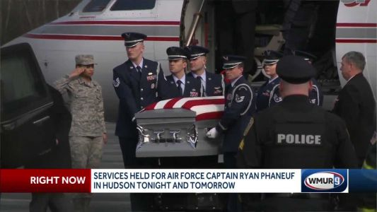 Services held for Air Force captain killed in plane crash