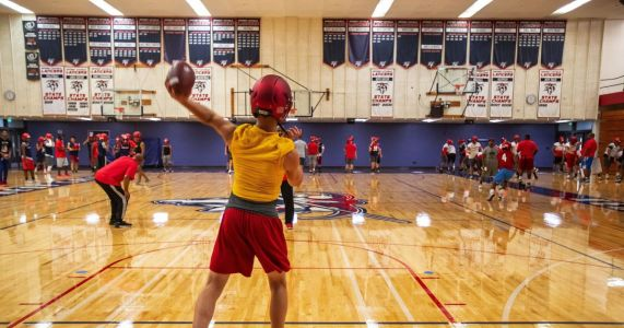 Kennedy Catholic spends opening practice trying to smoke out ways to improve defense