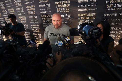 A former fighter calls UFC president Dana White a 'bully' who 'motivates by fear'