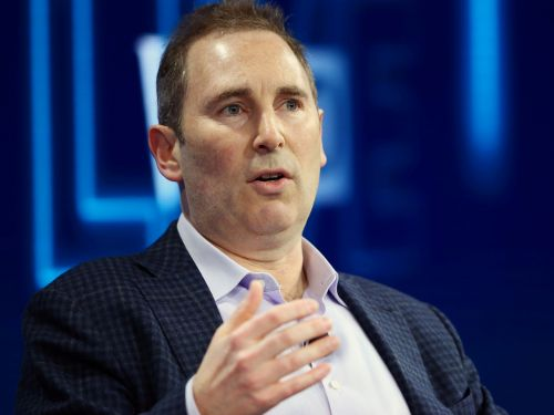 Amazon Web Services CEO Andy Jassy explains why it's making huge bets in hybrid cloud computing, a market it spent years ignoring
