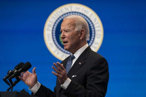 President Biden raises the bar on vaccines, suggesting US will get to 1.5 million shots a day