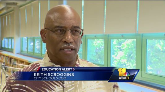 City schools COO steps down