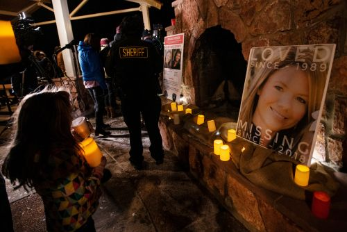 Cops want direct talk with missing Colorado mom's fiancé