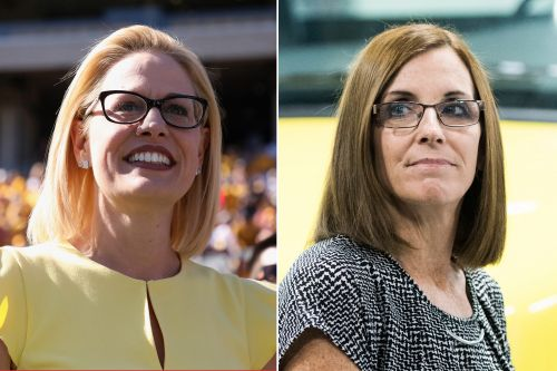 Democrat Kyrsten Sinema declared winner in Arizona Senate race