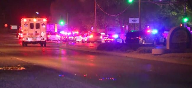 At least three people critically injured in shooting at Albuquerque business, police say