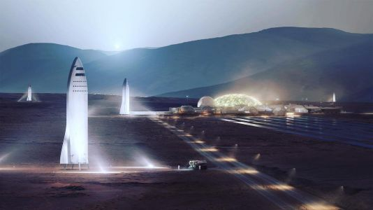 SpaceX to build Mars rocket at Port of Los Angeles