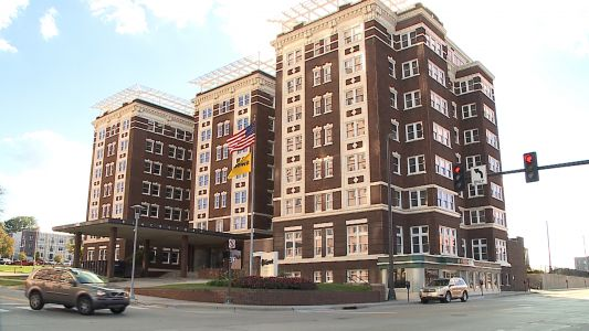 Public weighs in on proposed occupation tax that could help fund Blackstone Hotel renovation