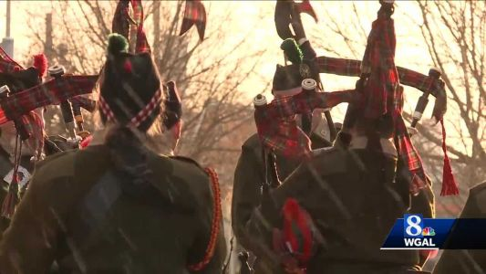 Celebration of life held for two York firefighters who fell in the line of duty one year ago