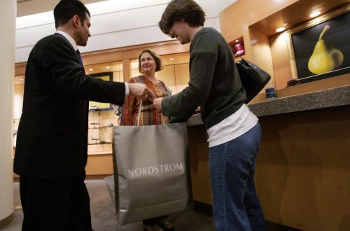 Nordstrom's earnings are coming as the stock trades near 3-year lows