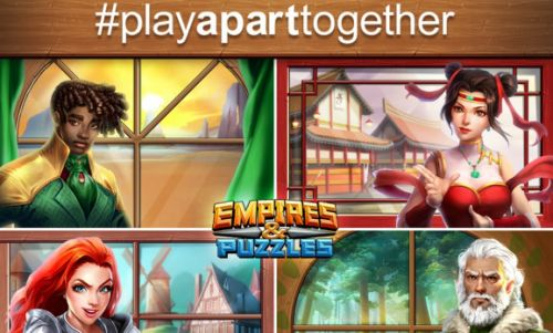 WHO and game companies launch PlayApartTogether to promote physical distancing