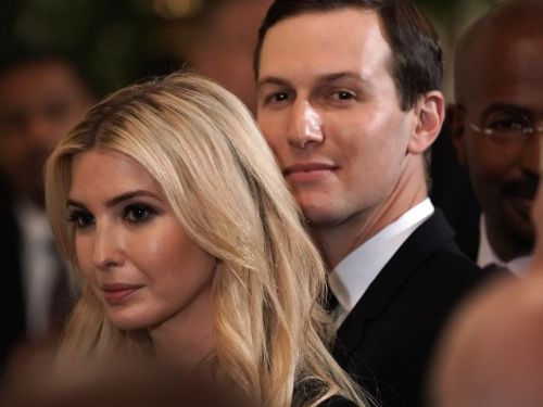 Ivanka Trump and Jared Kushner made $82M in outside income last year while working as advisers to Donald Trump