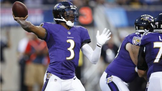 Robert Griffin III returns to Ravens to back up Lamar Jackson