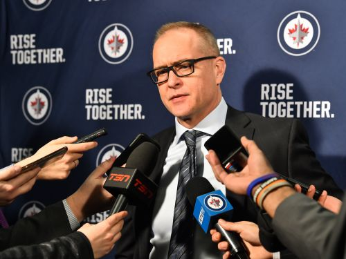 Jets coach Paul Maurice sees upside to NHL season pause: Healthy playoff hockey