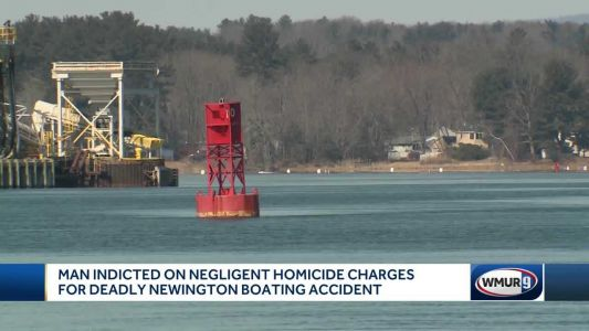 Man facing negligent homicide charges for deadly Newington boat crash