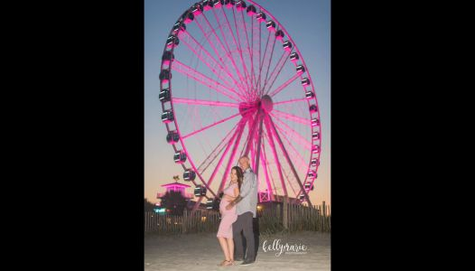 Couple reveals gender of baby, with help from Myrtle Beach SkyWheel