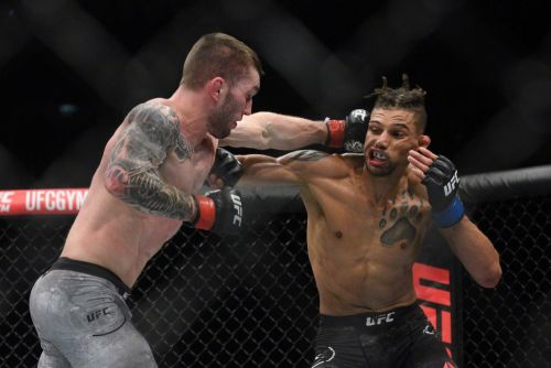 Kajan Johnson scolds 'disgraceful' London crowd for booing UFC Fight Night 127 win