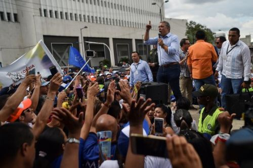 Ivan Duque is Colombia's Youngest President-Elect Ever. Now He Has to Fix the Divided Country