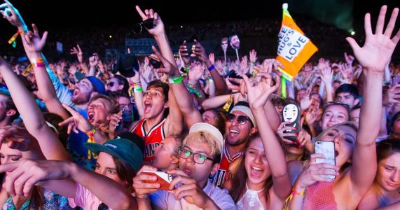 End of the Rainbow, Sasquatch replacement festival, 'postponed indefinitely'