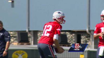 Hear about Tom Brady's days as a construction worker