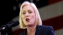 Kirsten Gillibrand Slams Financial Incentives Leading To Amazon's HQ2 Location In Queens