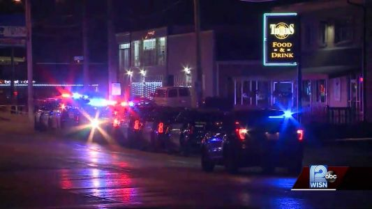 Person reportedly shot inside Racine bar