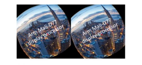 Arm's Mali-D77 targets barf-free, high-performance, untethered VR headsets