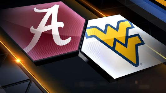 West Virginia to play Alabama in home-and-home football series